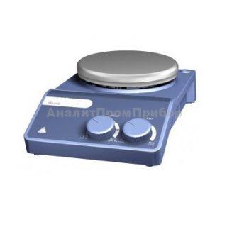 US-1500А магнитная мешалка с подогревом аналоговая (0-1500 об/мин)