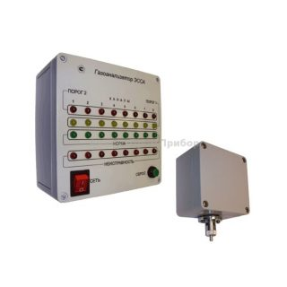 Газоанализатор ЭССА-H2S/N исполнение БС/(И)/(Н)/(Р)