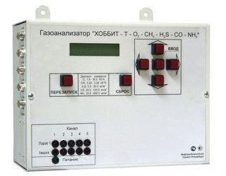 Газоанализатор аммиака Хоббит Т-NH3
