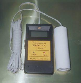 Газоанализатор хлора Хоббит T-Cl2