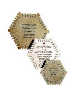 Гексагональные гребенки Elcometer 112 & 3236