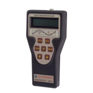 Вибротест-МГ4 измеритель параметров вибрации