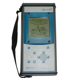 АГАТ М прибор балансировочный/виброанализатор