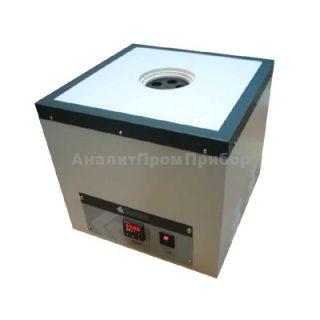 ЛКН-М аппарат для определения коксуемости нефтепродуктов (метод Рамсботтома)