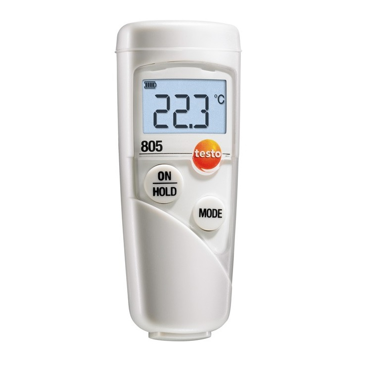 Testo 805 мини-термометр карманный инфракрасный