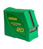 Лазерный нивелир-уровень CONDTROL GREEN 2D