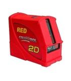 Лазерный нивелир-уровень CONDTROL RED 2D