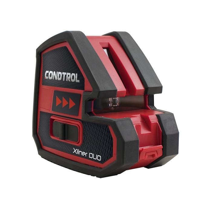 Лазерный нивелир-уровень CONDTROL XLiner Duo