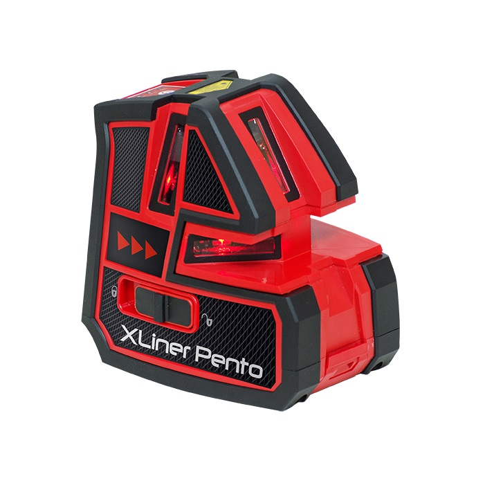 Лазерный нивелир-уровень CONDTROL XLiner Pento