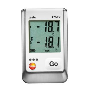 Testo 175 T2 логгер данных температуры