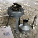 ТЛ-1 аппарат для определения коксуемости нефтепродуктов (метод Конрадсона)