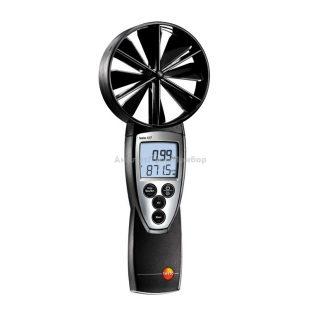 Testo 417 термоанемометр