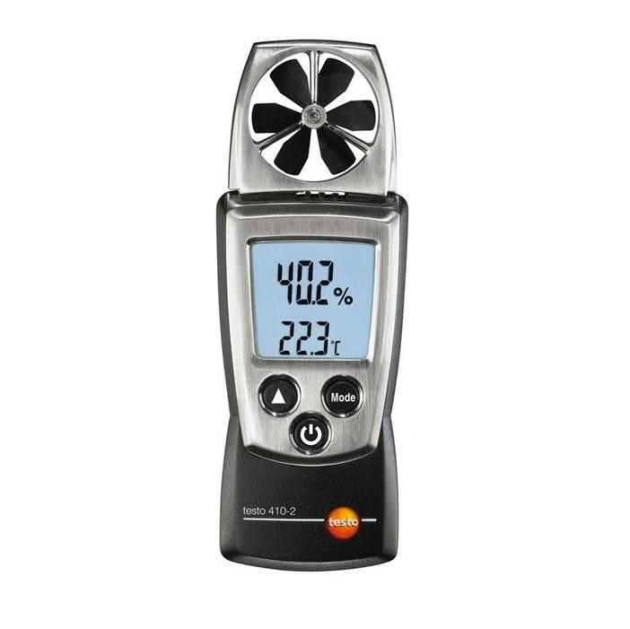 Testo 410-2 термогигроанемометр
