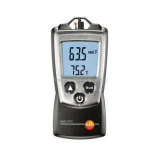 Testo 610 термогигрометр