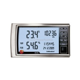 Testo 622 термогигрометр