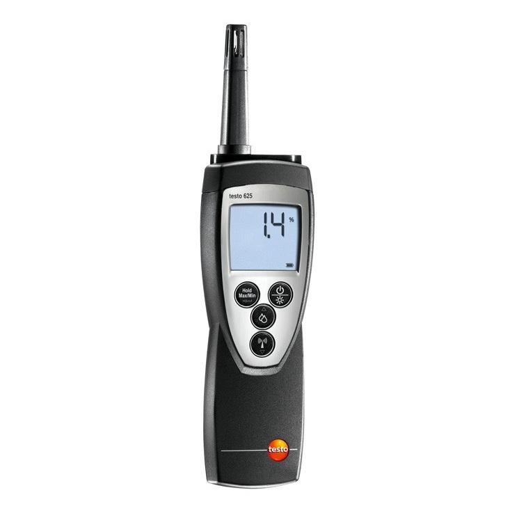 Testo 625 термогигрометр