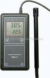 Термогигрометр ИВА-6