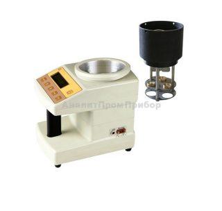 ИКШ-МГ4 измеритель температуры размягчения нефтебитумов по методу кольца и шара