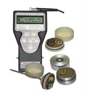 ТМР-МГ4 термометр модульный регистрирующий