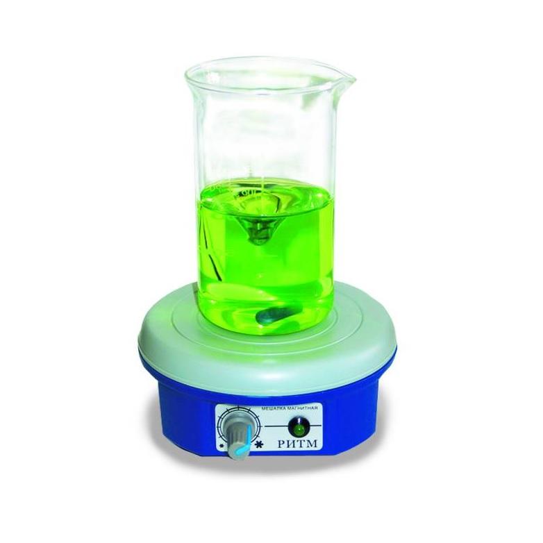 РИТМ-01 мешалка магнитная без подогрева (300-1500 об/мин)