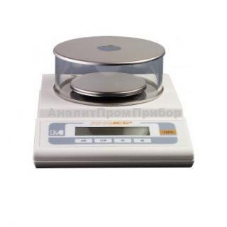 Весы лабораторные ВЛТЭ-210/510 (НПВ=210/510 г; d=0,001/0,01 г)