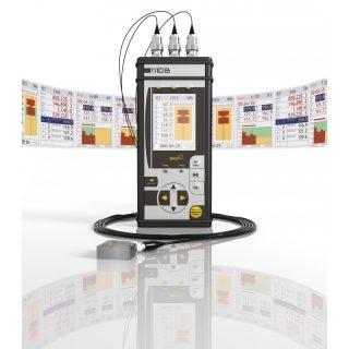 Виброметр-анализатор спектра ЭКОФИЗИКА-110В