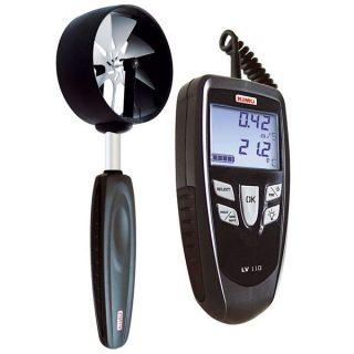 Термоанемометры KIMO LV 101, LV 107, LV 110