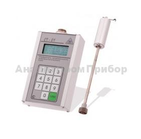 Универсальный измеритель напряженности и потенциала электростатического поля СТ-01