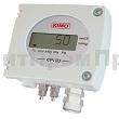 Датчики значений дифференциального давления с настраиваемым диапазоном измерения KIMO CP 100