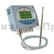 Датчики скорости потока воздуха и температуры с функцией расчета объемного расхода воздуха KIMO CTV 310