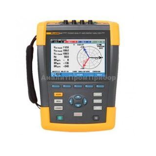 Анализатор качества электроэнергии Fluke 437 II Basic