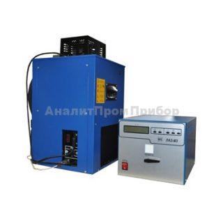 ЛАЗ-М3 аппарат для определения температур текучести и застывания нефтепродуктов
