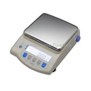 AJ-3200CE весы лабораторные (НПВ=3200 г; d=0,01 г)