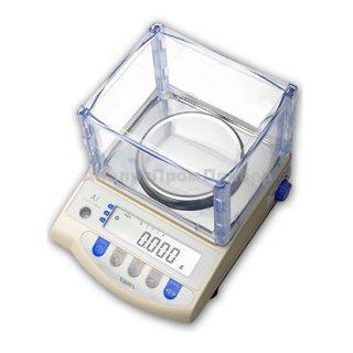 AJ-420CE весы лабораторные (НПВ=420 г; d=0,001 г)
