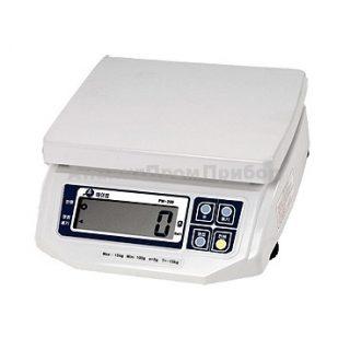 Весы лабораторные PW-200-30R (НПВ=15/30 кг; d=5/10 г)