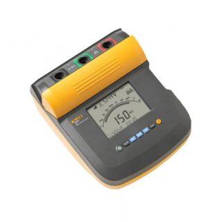 Измеритель сопротивления изоляции (10 кВ) + жесткий кейс Fluke 1555/Kit