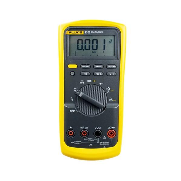 Мультиметр цифровой Fluke 83V
