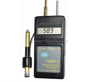 Динамический твердомер ТЭМП-3 (в пластмассовом корпусе)
