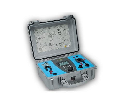 Установка для испытания параметров безопасности электрооборудования (5 кВ) Metrel MI 2094