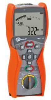 MIC-10 Измеритель параметров электроизоляции
