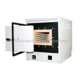 SNOL 12/1100 муфельная печь (терморегулятор интерфейс; 12 л)