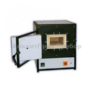 SNOL 4/1200 муфельная печь (терморегулятор интерфейс; 4 л)