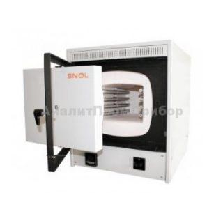SNOL 6,7/1300 муфельная печь (терморегулятор интерфейс; 6,7 л)