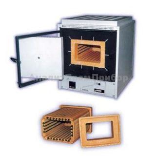 SNOL 7,2/1100 муфельная печь (терморегулятор программируемый; 7,2 л)