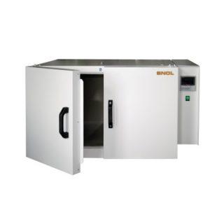 SNOL 200/200 шкаф сушильный (200 л, нерж. сталь, программируемый)