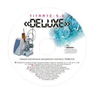 Titrate-5.0 Deluxe программное обеспечение