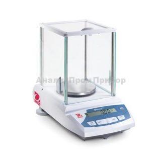 Весы аналитические PA214 (НПВ=210 г; d=0,0001 г)