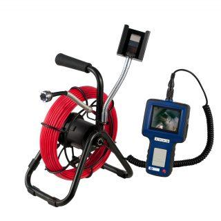 Видеоэндоскоп PCE VE 380 N (длина зонда: 22 м)