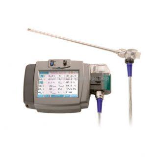 Газоанализатор Wöhler A 600 с дополнительным оснащением для измерения высоких концентраций CO