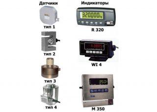 Динамометр растяжения электронный ДОР-3-1И (2) WI-4